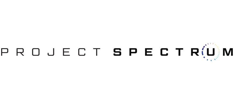 Project Spectrum Logo